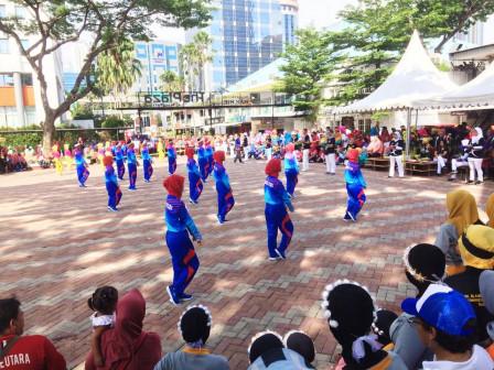 5.000 Peserta Ramaikan FORST dan Gebyar Olahraga Rekreas