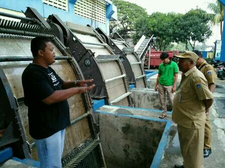 Five Pump Houses in Kelapa Gading Ready to Face Rainy Season