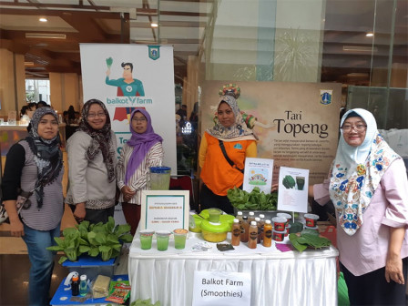 KPKP Opens Balkot Farm Booth at Semasa Event