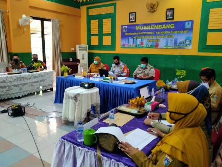 223 Usulan Dibahas di Musrenbang Kelurahan Pondok Bambu