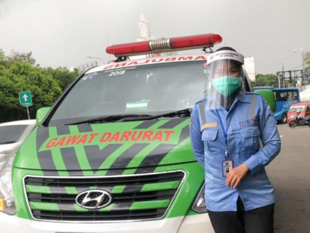 City Alerts Ambulances Emergency Services in Strategic Locations