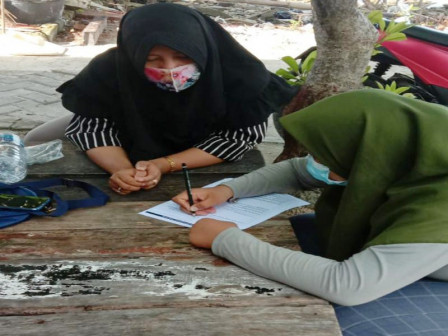 Sakernas 2021 Digelar BPS di Kepulauan Seribu
