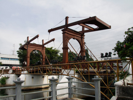 This Year, Kota Intan Bridge Restored