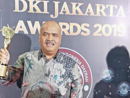Thousand Islands Regency Achieved an Award at Jakarta KPID Awards 2019