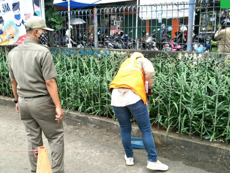 Three Persons Netted After Breaking PSBB Rules in Kemang Utara