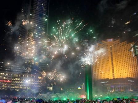 Dinas Parekraf Larang Perayaan Tahun Baru Berpotensi Kerumunan