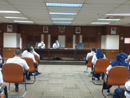 Pemkot Jakbar Gelar Rapat Singkronisasi Data Lansia