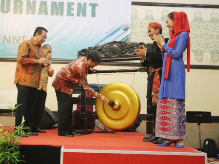 Jakarta Sister City Badminton Tournament 2019 Resmi Dibuka