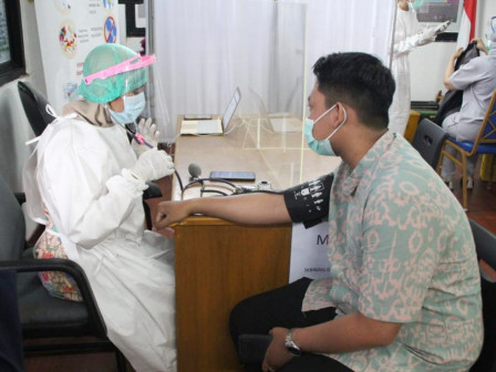 Sudin Kesehatan Jaksel Akan Vaksinasi 23.120 Tenaga Kesehatan