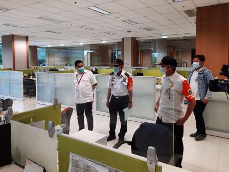 Sudin Nakertrans Jakbar Sidak Dua Perusahaan di Cengkareng