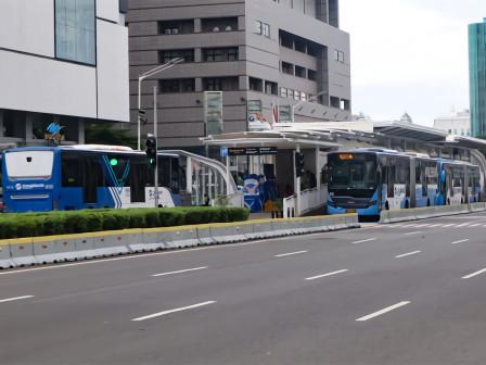 Ini Perubahan Waktu Operasional TJ, MRT, LRT Selama PPKM Level 3