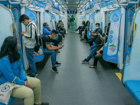 MRT Jakarta Back to Normal and Opens All Stations