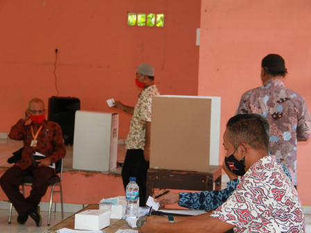 Kelurahan Pulau Panggang Gelar Pemilihan Ketua Pokdarwis
