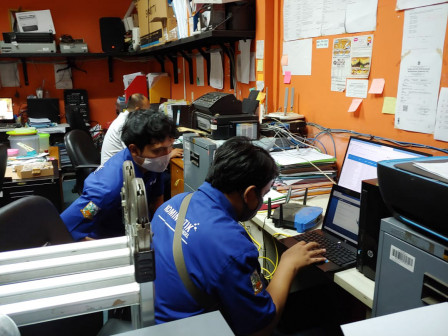 South Jakarta Installs JakWIFI in Urban Village and Sub-district Offices