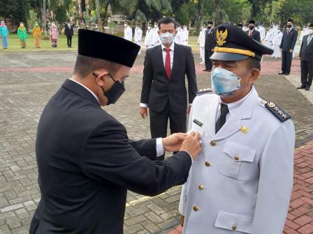 Wali Kota Jaktim Lantik 165 Pejabat