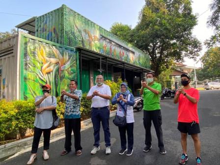 Anggota Komisi A Tinjau Potensi Lahan Pertanian di RW 14 Pondok Pinang