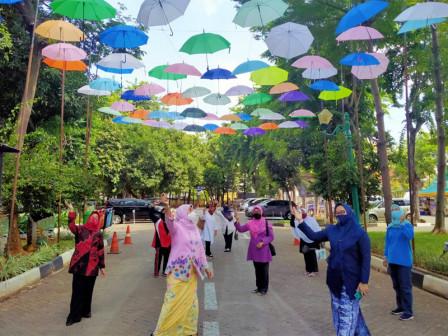 East Jakarta Mayor Office Has Selfie Spot
