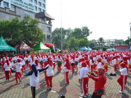 2,000 People Enliven Healthy Heart Festival in South Jakarta