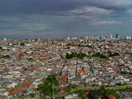 Jakarta Bakal Diguyur Hujan Hari Ini