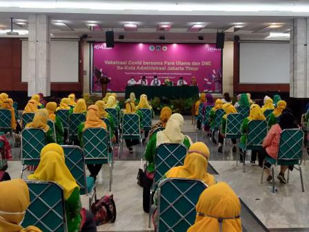 Wali Kota Jaktim Minta Lurah Wanita Dukung Program Kerja TP PKK