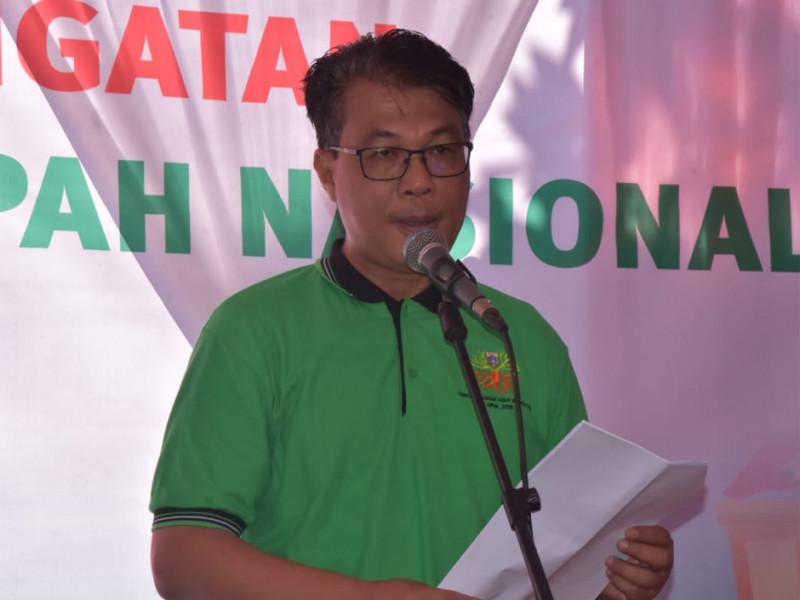 Sambutan Kepala Suku Dinas Lingkungan Hidup Jakarta Timur, Herwansyah
