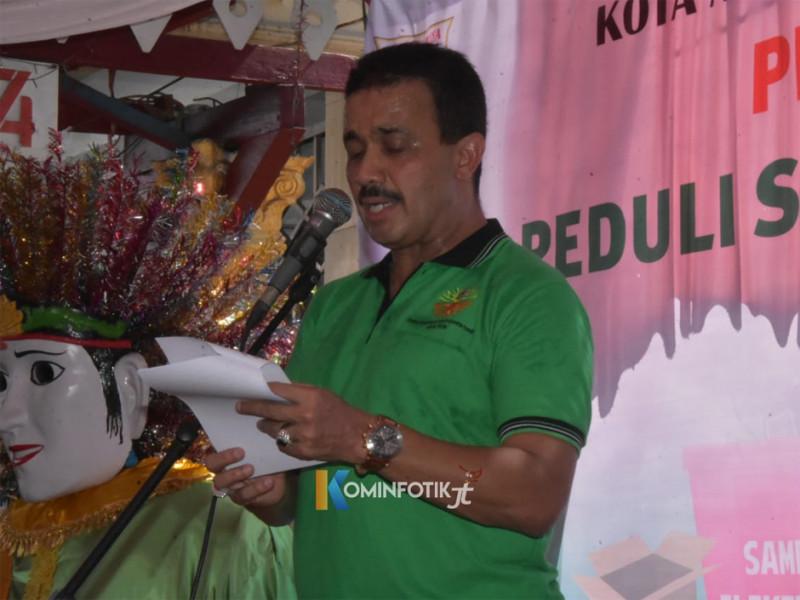 Sambutan Wali Kota Kota Administrasi Jakarta Timur, M. Anwar