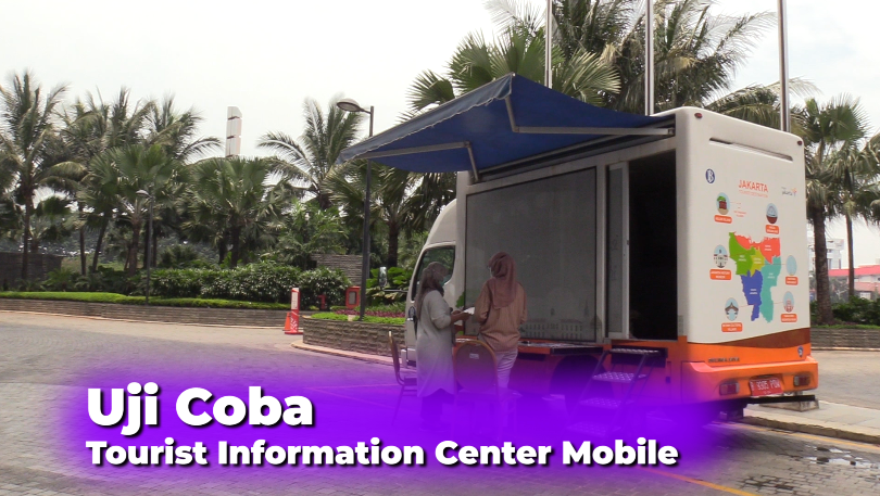 Uji Coba Tourist Information Center Mobile